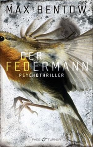 Max Bentow | Der Federmann