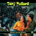 Tony Ballard 30 - Monster aus der Retorte