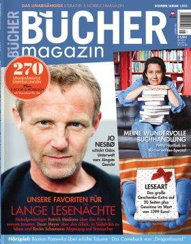 Hier geht's zum BÜCHER-Magazin ...