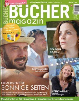 Hier geht´s zum BÜCHER-Magazin ...