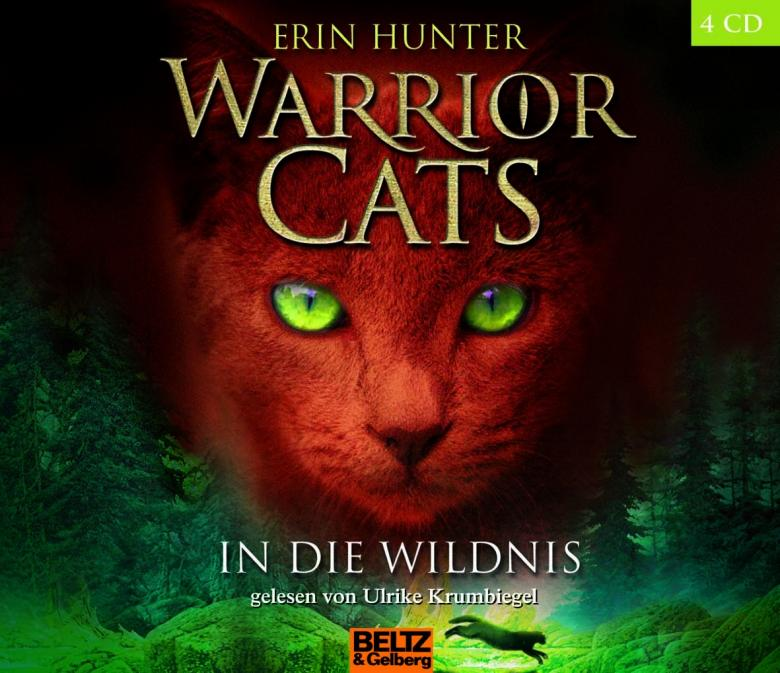 Hörbuch-Rezension: Warrior Cats – In