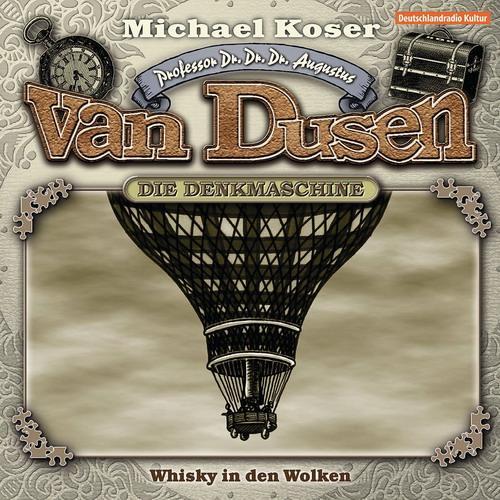 Michael Koser - Professor Van Dusen 1 - Eine Unze Radium