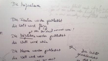 Buecher Magazinde Kolumne Lyrik Idealismus Und Das Zeug