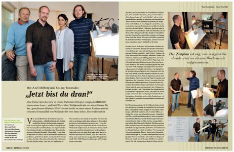 buecher reportage mit axel milberg und co. Black Bedroom Furniture Sets. Home Design Ideas